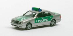 Mercedes Benz E-Klasse Polizei BW