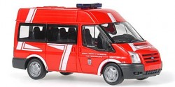 Ford Transit MTW Feuerwehr Esch/Alzette