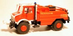 Mercedes Benz Unimog Waldbrandlöschfahrzeug Feuerwehr
