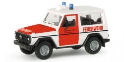 Mercedes Benz G-Modell ELW Feuerwehr Stuttgart