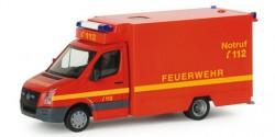 VW Crafter Fahrtec RTW Feuerwehr