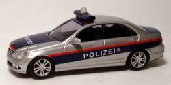 Mercedes Benz C-Klasse Polizei Wien