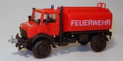 Mercedes Benz Unimog Wassertank Feuerwehr