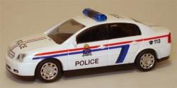 Opel Vectra C Polizei Luxemburg