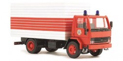 Ford Cargo Fire Safety Unit Feuerwehr England