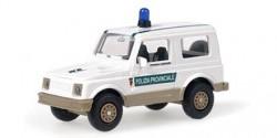 Suzuki SJ 410 Polizei Italien
