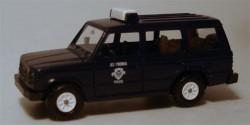 Mitsubishi Pajero Polizei Griechenland