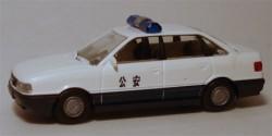 Audi 80 Polizei China