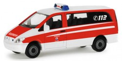 Mercedes Benz Vito VRW Feuerwehr Itzehoe