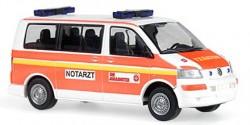VW T5 NEF Johanniter Düsseldorf