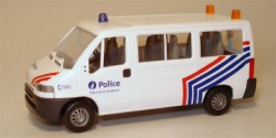 Peugeot Boxer Wasserschutzpolizei Belgien