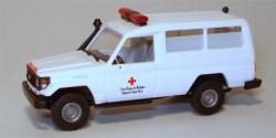 Toyota Land Cruiser HZ J78 Rode Kruis Belgien