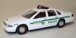 Chevrolet Caprice Navajo Nation Police