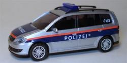 VW Touran Bundespolizei Österreich