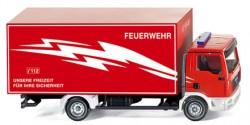 MAN TGL Koffer-LKW Feuerwehr