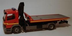 Mercedes Benz Atego Abschleppwagen Feuerwehr