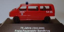 VW T4 ELF Feuerwehr Sandkrug