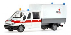 Ford Transit Rode Kruis Belgien