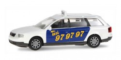 Audi A6 Avant Taxi Schweden