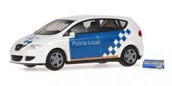 Seat Altea Policia Local Spanien