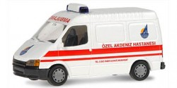 Ford Transit RTW Ambulancs Türkei