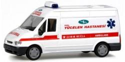 Ford Transit RTW Ambulans Türkei