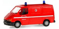 Ford Transit Feuerwehr Gembloux