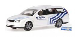 Ford Mondeo Turnier Polizei Brüssel