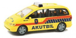 VW Sharan NEF Akutmobil