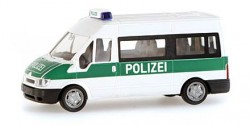 Ford Transit Polizei Bayern