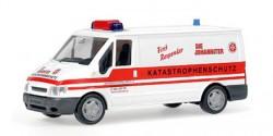 Ford Transit First Responder Johanniter Katastrophenschutz