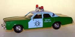 Plymouth Fury County Sheriff