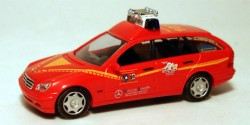 Mercedes Benz C-Klasse T-Modell ELW Feuerwehr Memmelsdorf