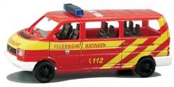 VW T4 MTW Feuerwehr Ratingen
