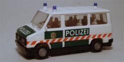 Fiat Ducato Polizei