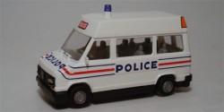 Peugeot J5 Polizei Frankreich