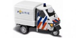 Piaggio Ape 50 Polizei Amsterdam