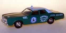 Dodge Monaco L.A. Taxi