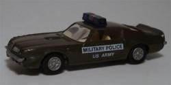 Pontiac Transam Military Police