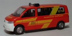 VW T5 MTW Feuerwehr Stuttgart Uhlbach/Rotenberg