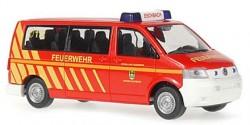 VW T5 MTW Feuerwehr Eschbach