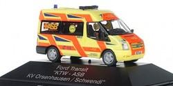 Ford Transit KTW ASB Orsenhausen-Biberach
