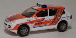 Porsche Cayenne NEF Feuerwehr Stuttgart