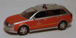 Audi A4 Avant ELW Feuerwehr Berlin