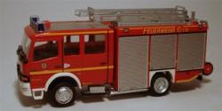 Mercedes Benz Atego HLF 20/20 Feuerwehr Dresden