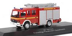 Mercedes Benz Atego LF 16/12 Feuerwehr Geesthacht