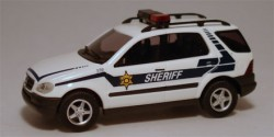Mercedes Benz M-Klasse US Sheriff