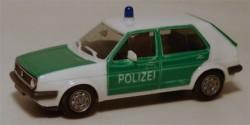 VW Golf II Polizei