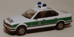 BMW 535i Polizei Bayern 55/12