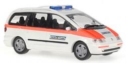 VW Sharan Kantonspolizei Graubünden